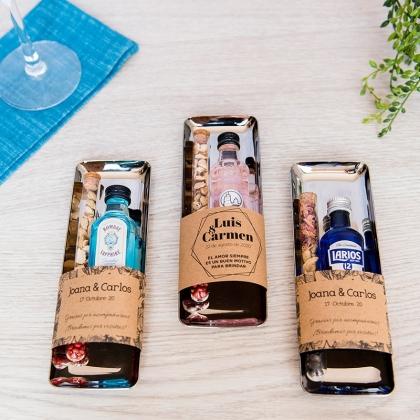 Kit de Ginebra Premium para bodas