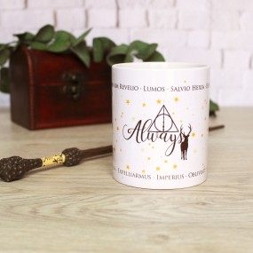 "Taza Harry Potter ""Always"""