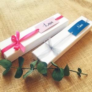 Bolígrafo para testigos de boda