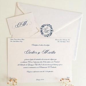 Tarjetita extra para invitaciones