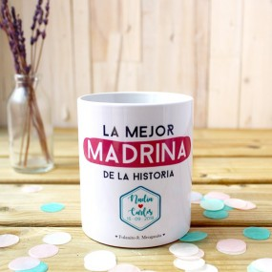 Taza para tu MADRINA