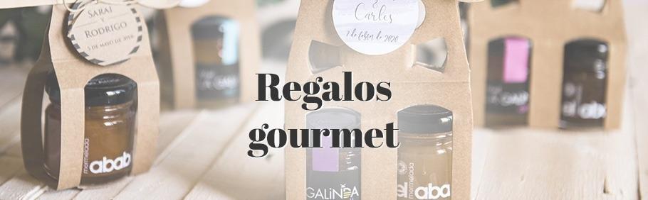 Regalos gourmet para los invitados de tu boda o evento
