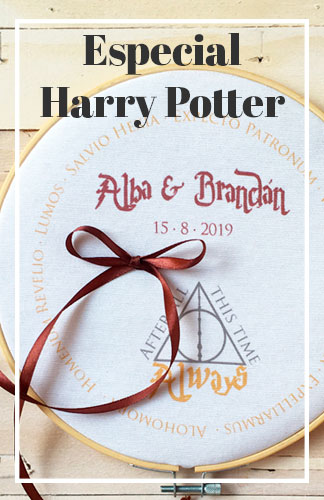 Porta Alianzas Harry Potter